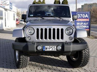 gebraucht Jeep Wrangler 3.6dm3 284KM 2015r. 78 000km automat