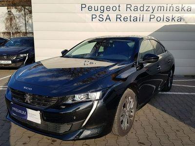 używany Peugeot 508 2dm 177KM 2019r. 18 340km