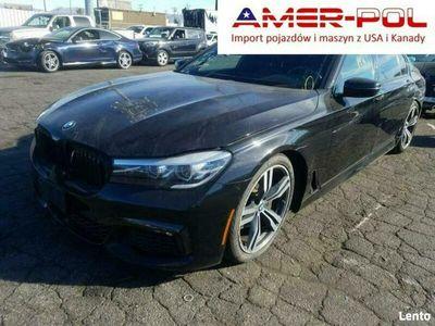 używany BMW 740 2018, 3.0L, uszkodzony bok G11 (2015-...)
