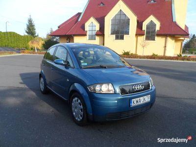 używany Audi A2 I (8Z) - 1.4 TDI -75 KM -- Klimatyzacja -