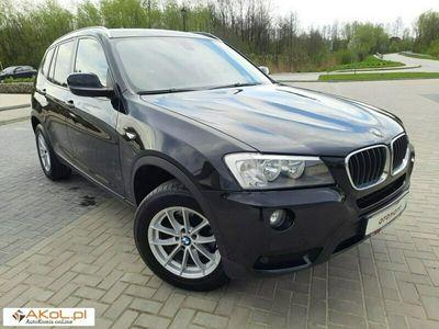 używany BMW X3 2dm 184KM 2013r. 148 436km