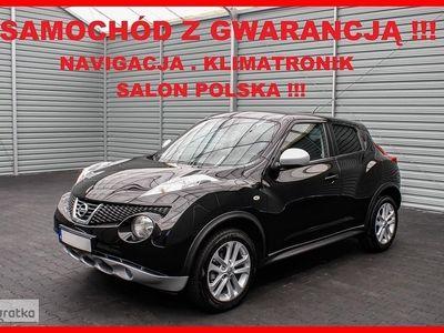 używany Nissan Juke Salon POLSKA + Navigacja + Klimatronik + Kamera !!!
