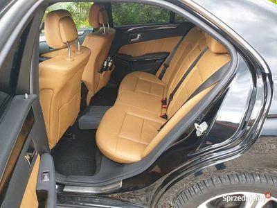 używany Mercedes E350