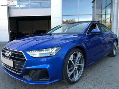 używany Audi A7 2dm 204KM 2019r. 1km