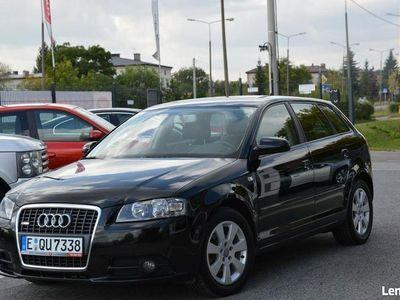 używany Audi A3 II (8P) 1.6 MPI GAZ S-LINE Po opłatach