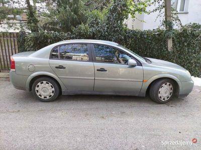 używany Opel Vectra C 2.0DTI Ecotec krajowy pierwszy właściel