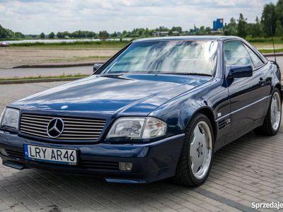 używany Mercedes SL600 r129v12