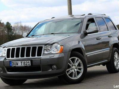używany Jeep Grand Cherokee Kamera Xenon Navi Skóry Szyberdach Webasto 4xPodgrze.Fotele 4x4 Niemcy III (2005-2010)