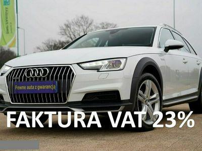 używany Audi A4 Allroad 4X4 skóra BIXENONY automat NAWI zawieszenie adaptacyjne EL.KLAPA VAT23