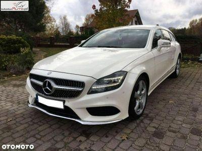 używany Mercedes CLS350 3dm 265KM 2012r. 89 102km