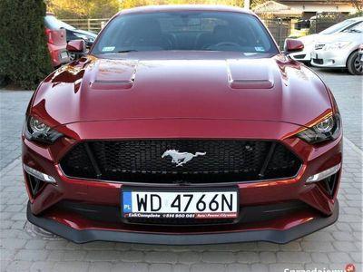używany Ford Mustang GT 5.0 V8 Manual