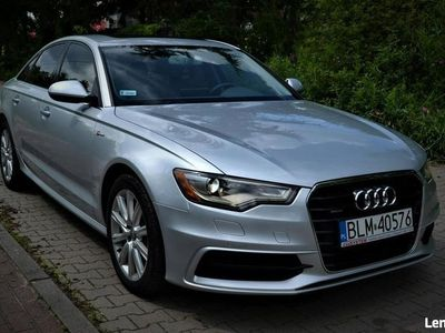 używany Audi A6 Benzyna / 310 km /Supercharged/ Quattro 4x4/ Faktura/ Okazja C7 (2011-)
