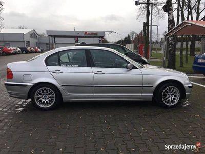 używany BMW 323 E46 i