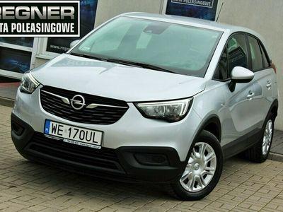 używany Opel Crossland X 1.6 CDT 100KM Enjoy SalonPL FV23% 1WŁ ASO Tempomat Gwarancja