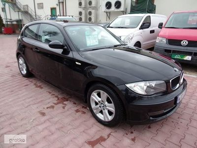 brugt BMW 116 SERIA 11.6 Benzyna 122 KM 2009
