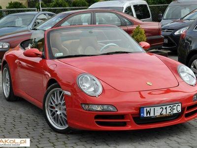 używany Porsche 911 3.8dm 355KM 2006r. 93 000km