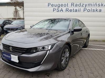 używany Peugeot 508 2dm 177KM 2019r. 12 638km