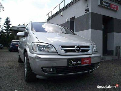 używany Opel Zafira A (1999-2005)