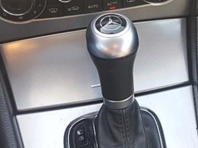 używany Mercedes C270