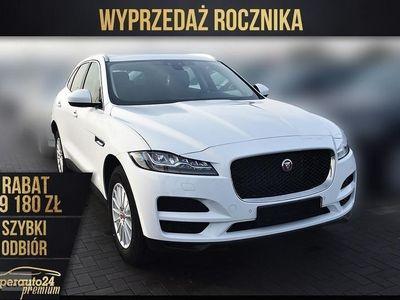 używany Jaguar F-Pace 2.0 I4D AWD (180KM) | PRESTIGE + Connect Pro + Dach panoramiczny, Chorzów