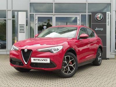 używany Alfa Romeo Stelvio 2dm 200KM 2020r. 1km