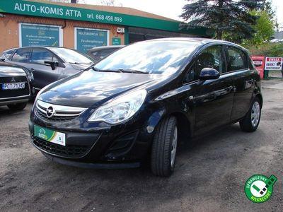 używany Opel Corsa 1.2dm 75KM 2013r. 52 400km