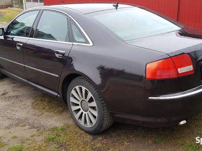 używany Audi A8 d3 4.0tdi v8 biturbo okazja cena do niedzieli 17.500