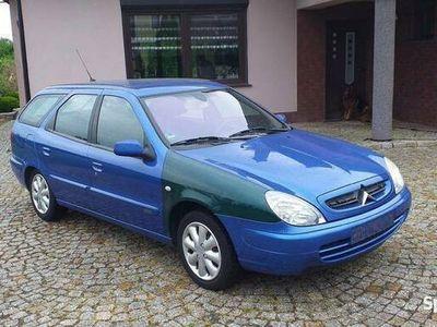 używany Citroën Xsara kombi 1.6E 2001r Zamiana