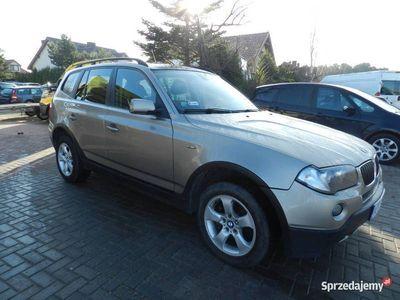 używany BMW X3 I (E83) 4x4 1 Właściciel Salon