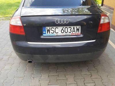 używany Audi A4 b6 skrzynia uszkodzona