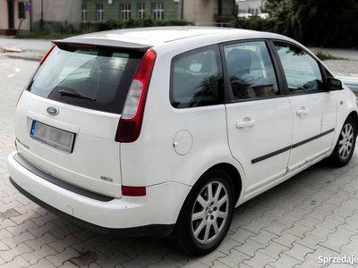 używany Ford C-MAX 1.6 TDCI 109KM (80KW) - 2004 r.