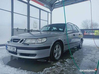 używany Saab 9-5 2.0t 1999 LPG kombi