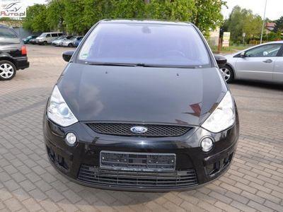 używany Ford S-MAX 2dm3 140KM 2010r. 237 000km 7 Osobowy, Xenon, PDC, Koła lato+zima, Hak