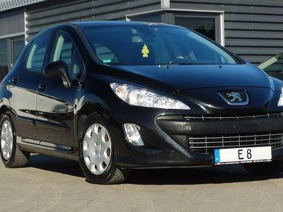 używany Peugeot 308 1.6dm 112KM 2011r. 146 000km
