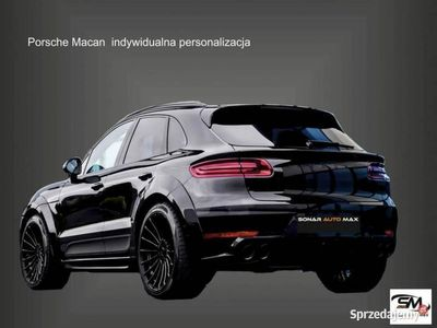 używany Porsche Macan 3dm 258KM 2016r. 10 000km