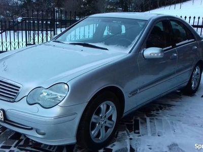 używany Mercedes C220 CDI 143 KM igła elegance !!