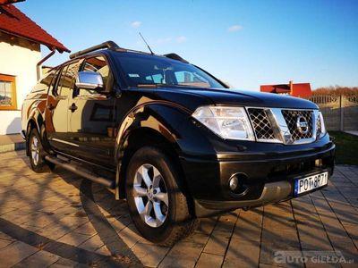 używany Nissan Navara 2.5 TDI, 4X4, 4WD, BEZW