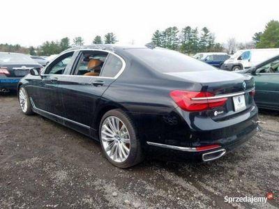 używany BMW 750 750 i seria 4.4 l V8 benz 445 KM 8-bieg. autom. 2019 G12 (2015-...)