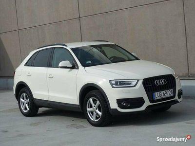 używany Audi Q3 I (8U) Quattro/Navi/Bi-xenon/Led/Kamera/Gwarancja Przebiegu/Stan Wzorowy !!
