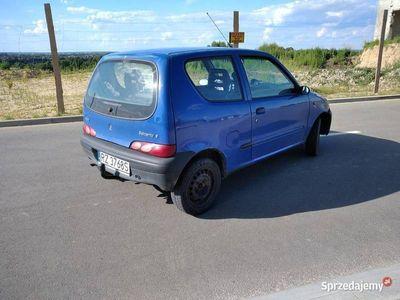 używany Fiat Seicento 1,1 spi