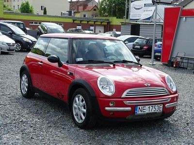 used Mini ONE 1.6dm 90KM 2003r. 136 000km