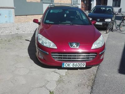używany Peugeot 407 Zamiana na SUV-a