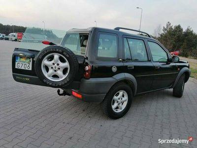 używany Land Rover Freelander 2.OD 4X4 SPRAWNY NAPĘD LAKIER ORYGINAŁ