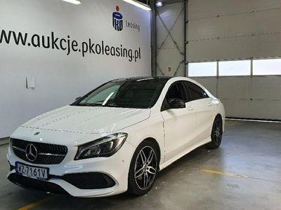 używany Mercedes CLA200 Klasa CLA Brutto, Cla sedan7G-DCT AMG Line