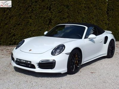 używany Porsche 911 3.8dm 550KM 2015r. 24 000km