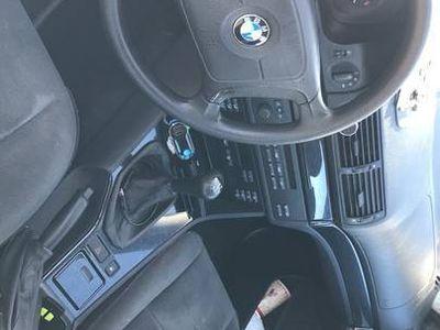 używany BMW 525 E39 TDS