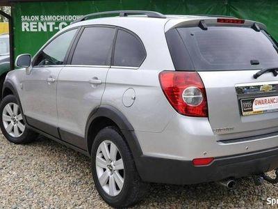 używany Chevrolet Captiva 2.0dm3 150KM 2007r. 232 220km 4WD*150PS*Zarejestrowany Klima Serwis VIP GWARANCJA-24 Miesiące