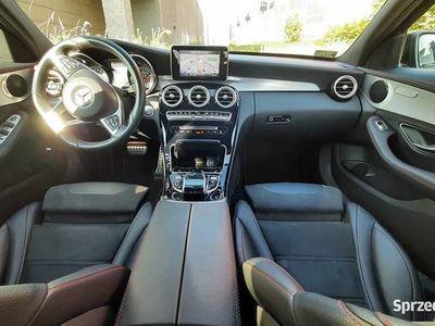 używany Mercedes C43 AMG AMG 4Matic + Kamera + KEYLESS + 1WŁ + Apple