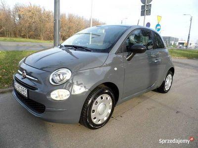 używany Fiat 500 1.2dm3 69KM 2017r. 3 663km salon polska 1,2