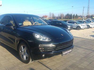 używany Porsche Cayenne 3dm3 245KM 2010r. 182 162km gwarancja